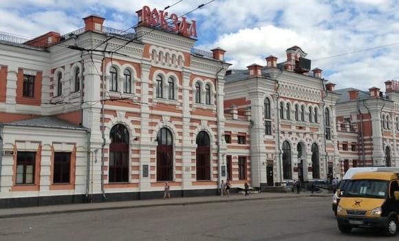 ЖД Вокзал ЖД вокзал Калуга
